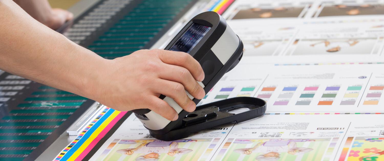 Messtechnik: X-Rite Print Solutions